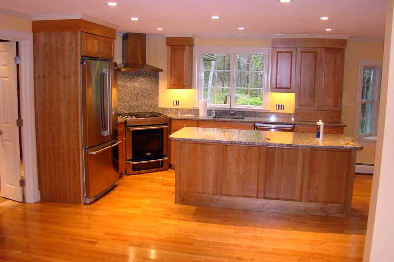 Kitchen painter in Wells Maine